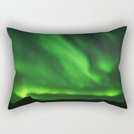 The Northern Lights 07 Rectangular Pillow