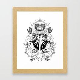 Coleoptera Framed Art Print