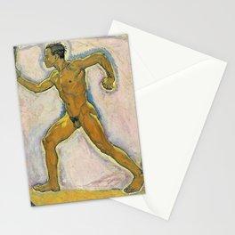 Koloman Moser - The Wayfarer - Digital Remastered Edition Stationery Cards