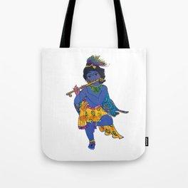 Colorful Gopala Tote Bag