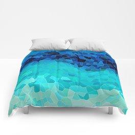 INVITE TO BLUE Comforters