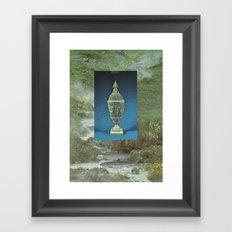34 Framed Art Print