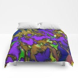 The sliding glass 2 Comforters