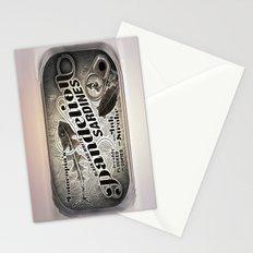 Sardine 2 Stationery Cards
