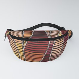 Aboriginal Pattern No. 19 Fanny Pack