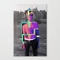Boy Urban 2 Canvas Print