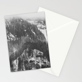 Frosty Forest - Adventure Awaits Stationery Cards