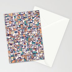 HUMAN BEINGS Stationery Cards