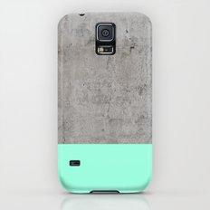 Sea on Concrete Galaxy S5 Slim Case