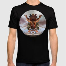 Sacrifice to Huitzilopochtli Mens Fitted Tee X-LARGE Black