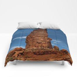 Marvelous Sandstone Formation Comforters