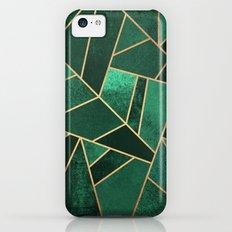 Emerald and Copper iPhone 5c Slim Case