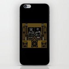 Manhattan Showdown  iPhone & iPod Skin