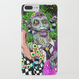 Ghost Monsters iPhone Case