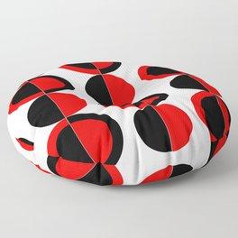 Mod Circles Floor Pillow