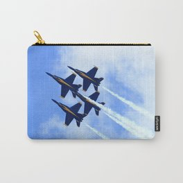 Blue Angels #s 1 2 3 4 Carry-All Pouch