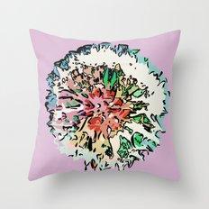 Fantasy Fruit Throw Pillow