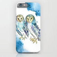 Blue Owls Slim Case iPhone 6s