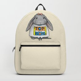 Top of the Flops Backpack