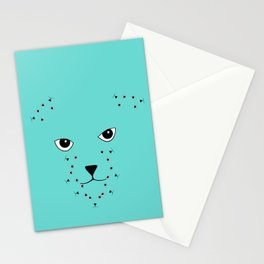JD (John Doe) Cat Stationery Cards