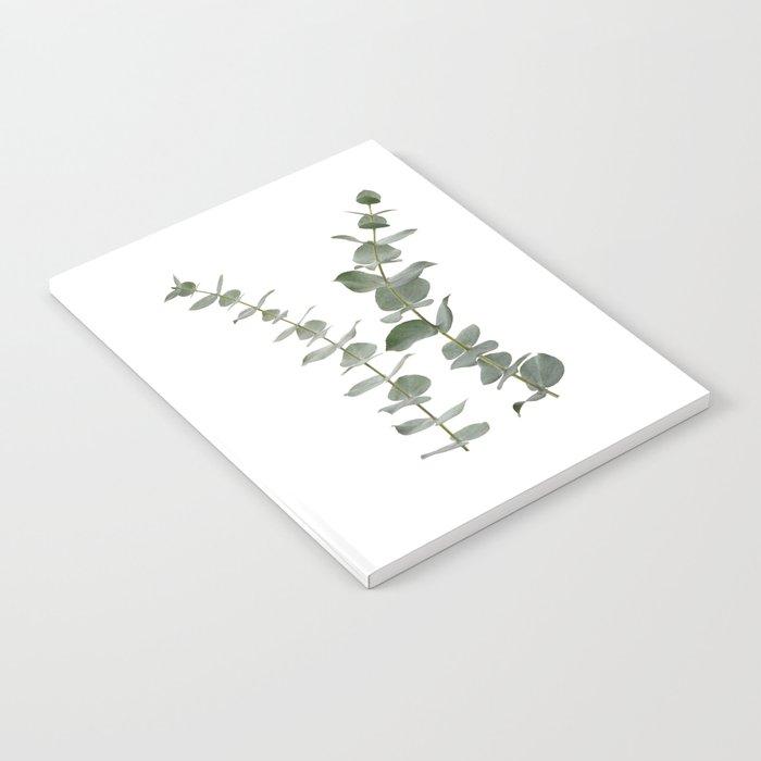 Eucalyptus Branches I Notebook