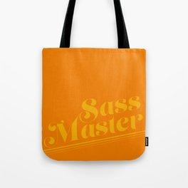 Sass Master Goldenrod Tote Bag