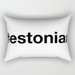 ESTONIA Rectangular Pillow