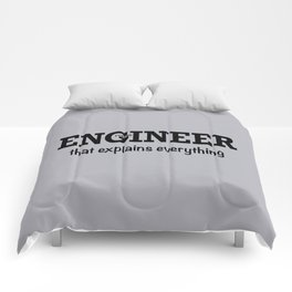 Future Engineer Comforters