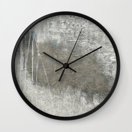 Silent Woods Wall Clock