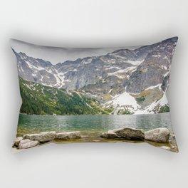 Morskie Oko Rectangular Pillow