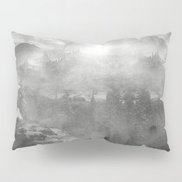 B&W - Wish You Were Here (Chapter I) Pillow Sham