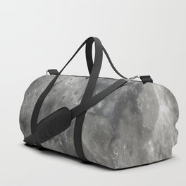 craters on the moon Duffle Bag