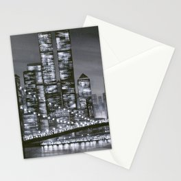City of Yesterday Stationery Cards