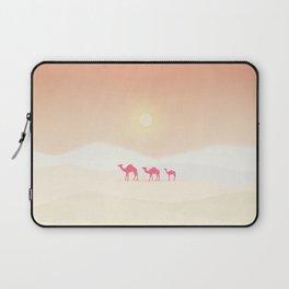 Minimal desert Laptop Sleeve