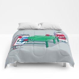 Beer Pong Comforters