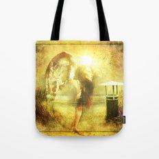 Angel Spirit Tote Bag