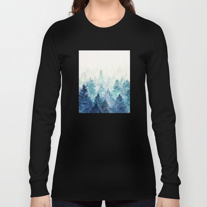 Fade Away Long Sleeve T-shirt