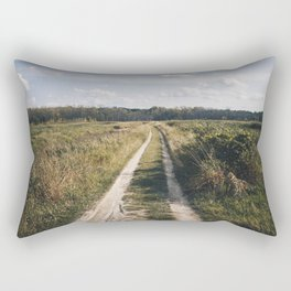 Road to the Clouds Rectangular Pillow