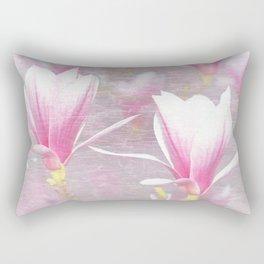 Magnolia 4 Rectangular Pillow