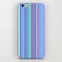 Re-Created Channels x by Robert S. Lee iPhone Skin