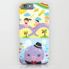 mr. octopus' bridge Slim Case iPhone 6s