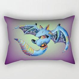 Nocturnal Trickster Rectangular Pillow