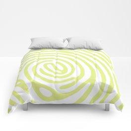 PRINTED CITRON Comforters
