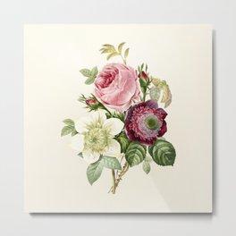 Floral Art #6 Metal Print