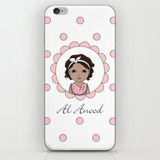 Al Anood iPhone & iPod Skin