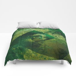 The Endless Green Comforters