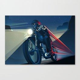 Tyl Canvas Print