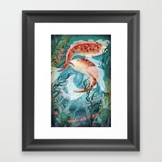 River Ramblers Framed Art Print