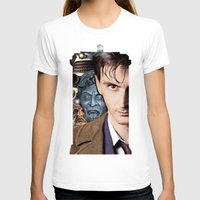 doctor who T-shirts featuring Doctor Who by SB Art Productions