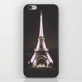 Vintage Style Paris iPhone Skin